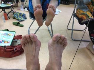 足もみ講座